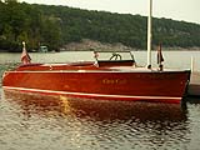 Chris Craft Runabout Boats | antiqueboatamerica com