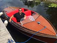 Antique boats between $25,000 and $50,000