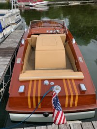 Chris Craft Utility Boats | antiqueboatamerica com